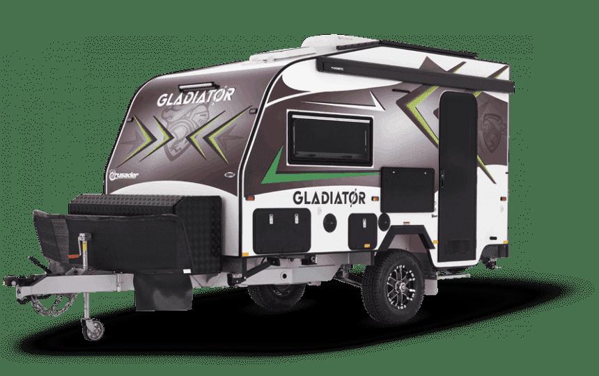 Image of the Crusader Gladiator CRV Model