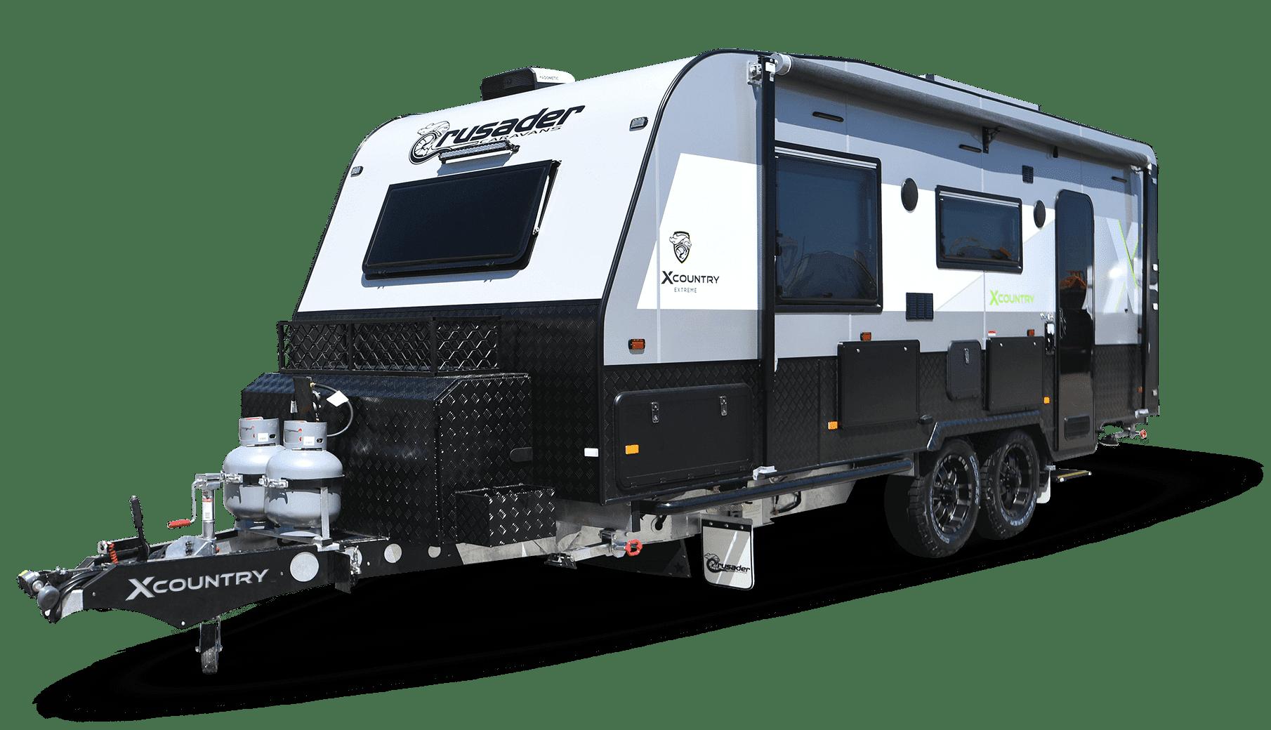 Crusader XC Extreme new caravan for sale.